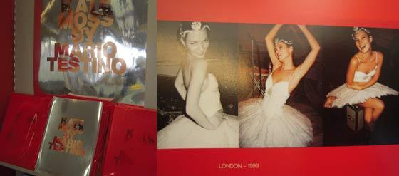 """Kate Moss by Mario Testino"""