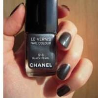 Nagellack-Black-Pearl-von-Chanel