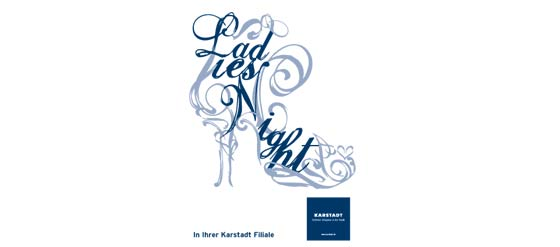Karstadt-Ladies-Night