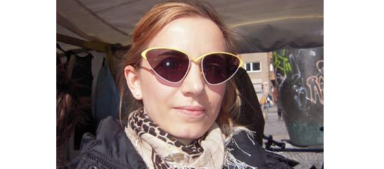 Sonnenbrille-Retro-Brendel