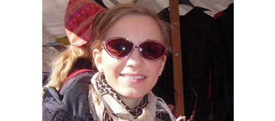 Sonnenbrille-Retro-Silhouette