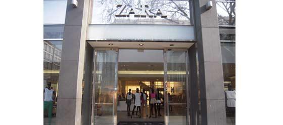 Zara-Filiale