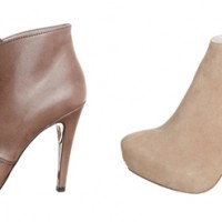 Schuhe Ankle Boots