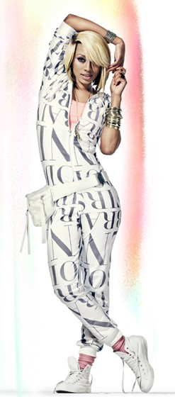 H&M-Fashion-against-AIDS Keri Hilson