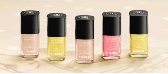 Chanel Les Fleurs d'Ete