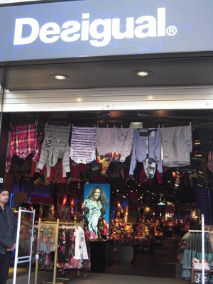 Desigual Shop in Berlin