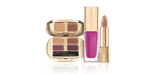 D&G Sommer Make Up 2011