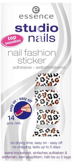 essence-Nagelsticker
