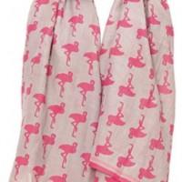 Flamingo-Schal von ivi