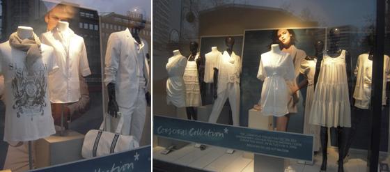 H&M Schaufenster