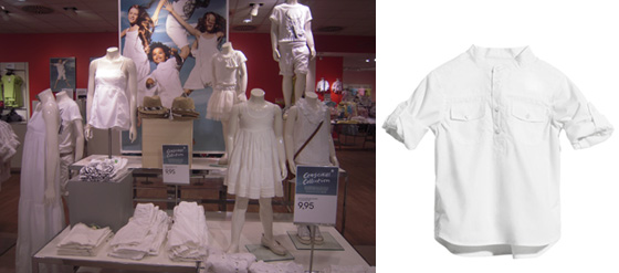 Conscious Collection von H&M für Kinder