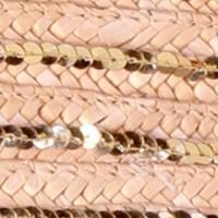 Sommer-Korbtasche Detail