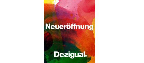 Neueröffnung Desigual in Leipzig