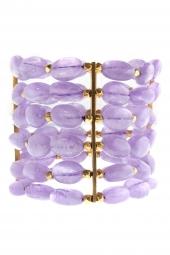 ANTICOA Armband Lavender Jade