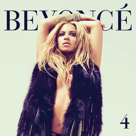 Cover Beyoncé 4