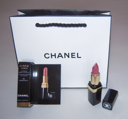 Chanel Miniaturlippenstift