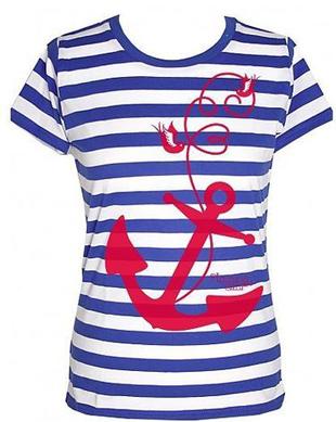COME ABOARD Sailor Shirt