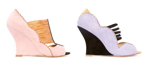 Schuhe von Joanne Stoker