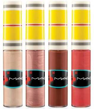 M.A.C Surf Baby Lipgloss