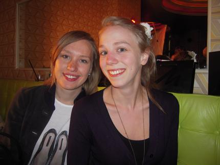 Magda und Alena