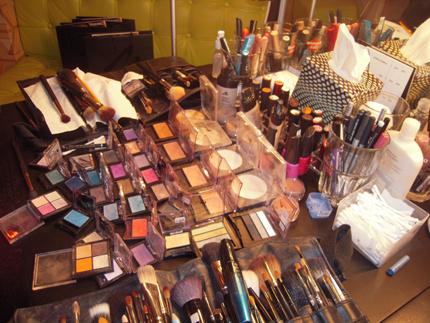 MANHATTAN Make-up