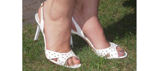 Meine Jimmy Choo Schuhe