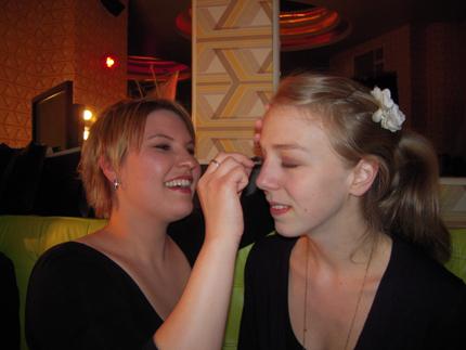 Sabrina und Alena