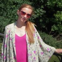 Asos Blumen-Kimono