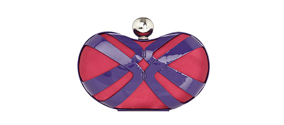 Colour-Block Clutch von Karen Millen