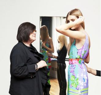 Donatella Versace designt für H&M