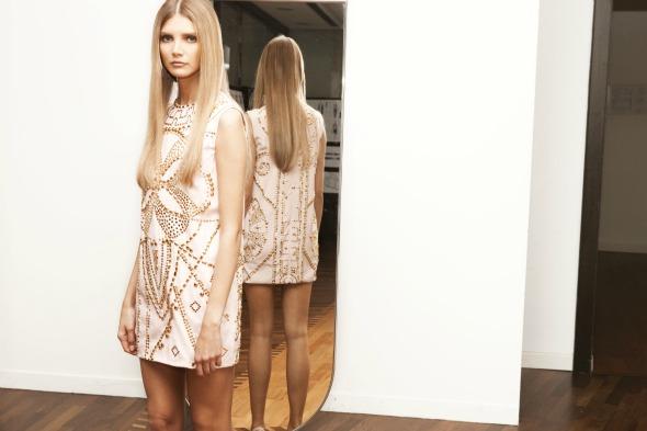 H&M und Donatella Versace
