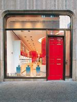 Kosmetik Salon in New York von Elizabeth Arden