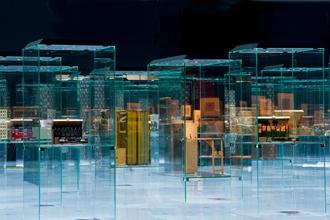 LOUIS VUITTON Ausstellung