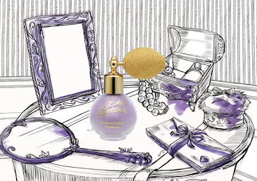 Poudre de Parfum Scintillante von Lolita Lempicka
