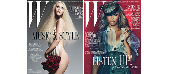 W Magazine Cover Beyonce