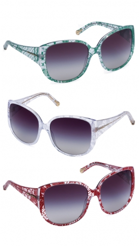 Dolce & Gabbana Lace Sonnenbrillen