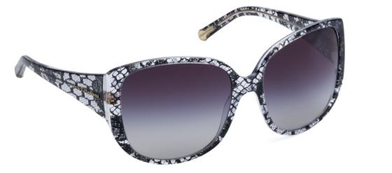 Dolce & Gabbana Lace Sonnenbrille