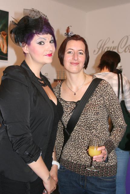 Hair Colada Melissa mit Gast