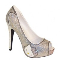 Hello Kitty High Heel Stiletto