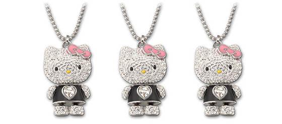 Hello Kitty Swarovski Kollektion