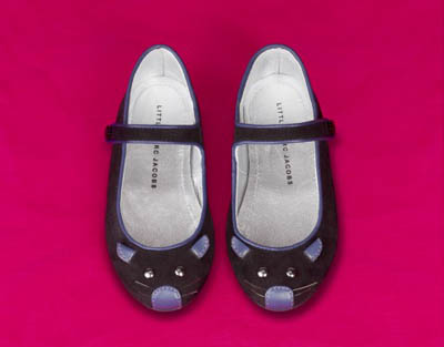 Maus Ballerinas Kids Marc by Marc Jacobs