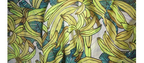 Mein Bananenkleid von H&M