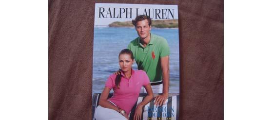 Ralph Lauren Design Your Own Collection KaDeWe