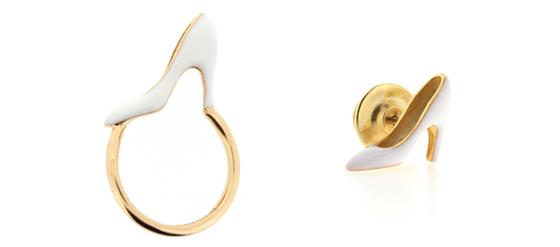 Stiletto Ring von Miss Bibi