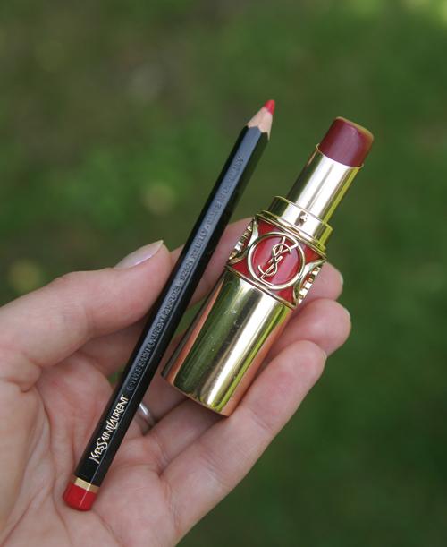 1 YSL Lippenstift Rouge Volupté Nr. 18