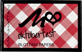 Manhattan loves Oktoberfest Blotting Papers