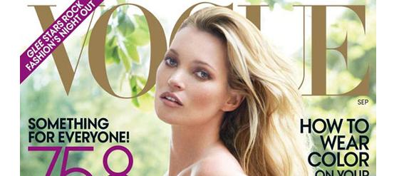 Alle September Ausgaben der Vogue 2011