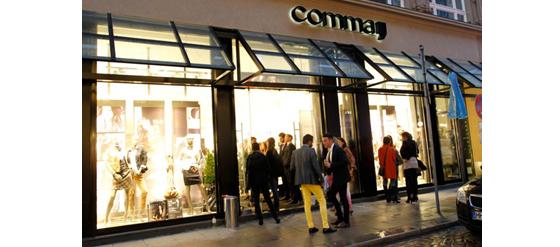 comma Store Hamburg
