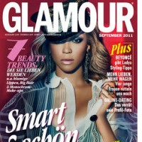 Cover Glamour September 2011 Beyonce