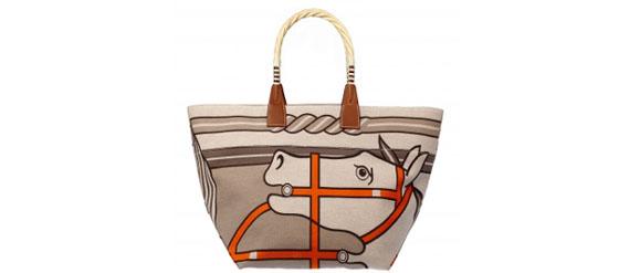 Equestrian Tote by Hermès